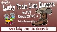 Lucky Train Line Dancers